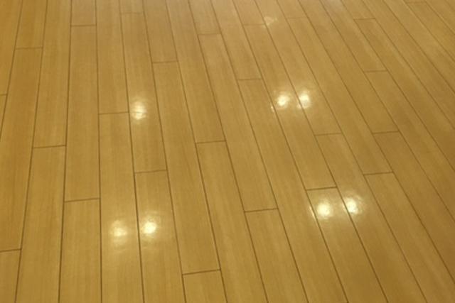 床・カーペット