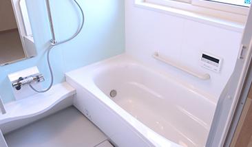 バスルーム清掃