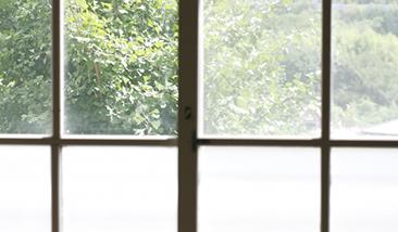 ガラス・サッシ・網戸清掃の写真