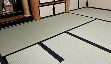 畳の表替え・襖の張替え・クロス張替え・網戸の張替えの写真1
