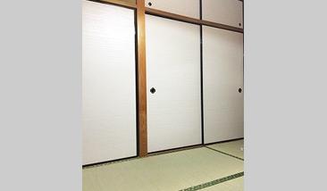 畳の表替え・襖の張替え・クロス張替え・網戸の張替えの写真2
